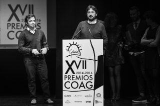 Premios XVII COAG