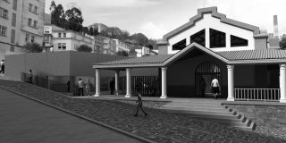 Mercado municipal de Pontedeume